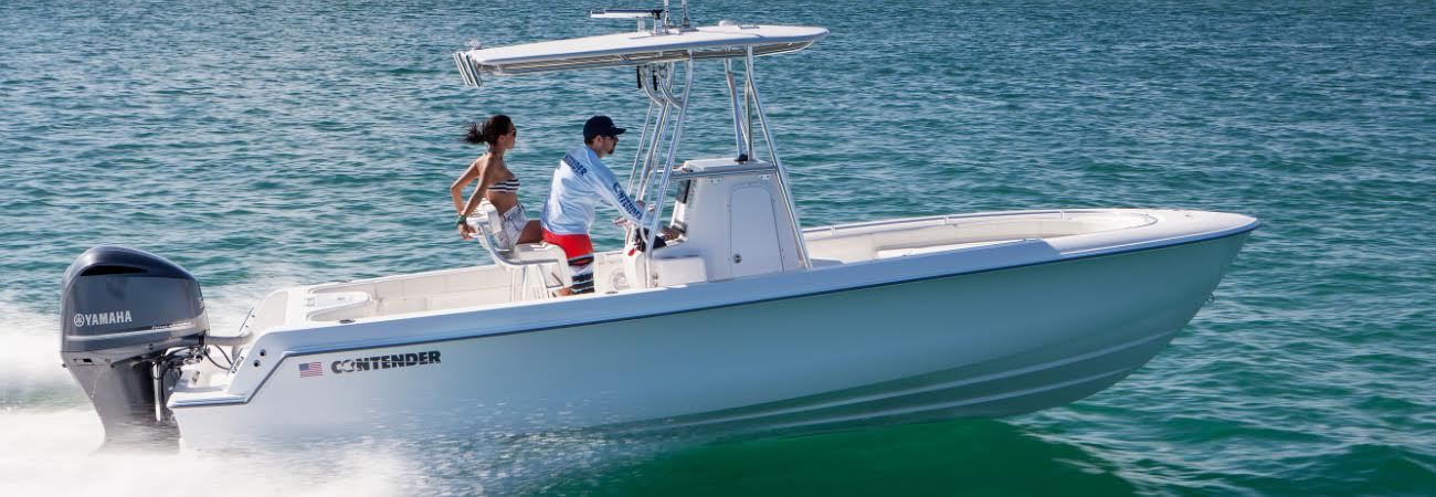 Shop contender boats for sale florida tournament fishing for Fishing boat brands