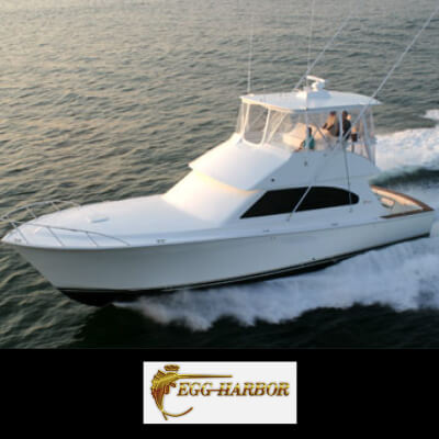 Egg Harbor Yachts Brand