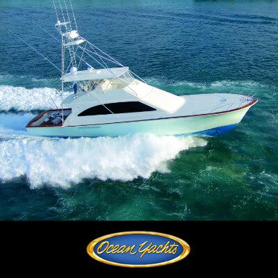 Ocean Yachts Brand