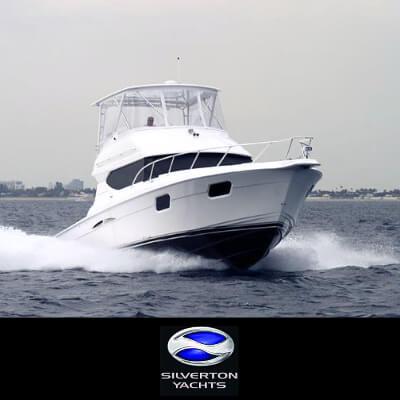 Silverton Yachts Brand