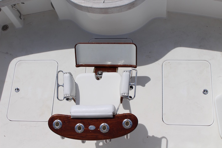 Ocean Yachts 54 SS Fighting Chair 2
