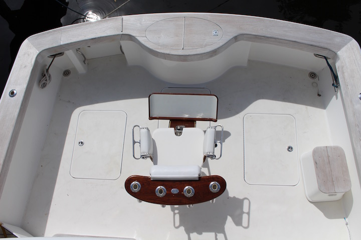 Ocean Yachts 54 SS Fighting Chair