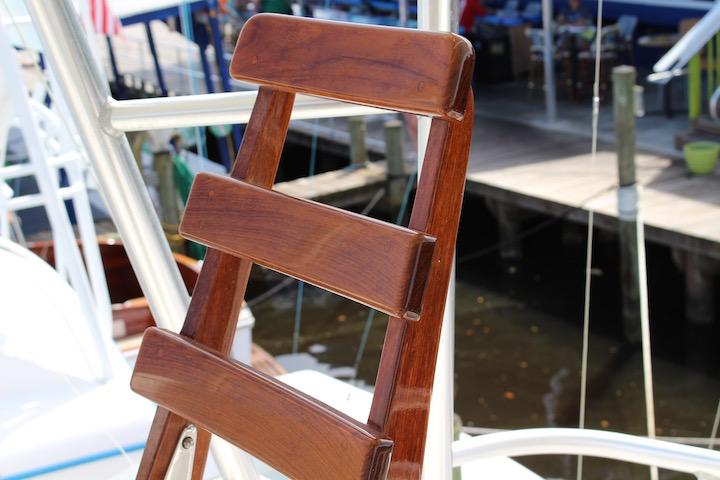 Ocean Yachts 54 SS Captains Chair 2