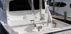 Ocean Yachts 54 SS Cockpit
